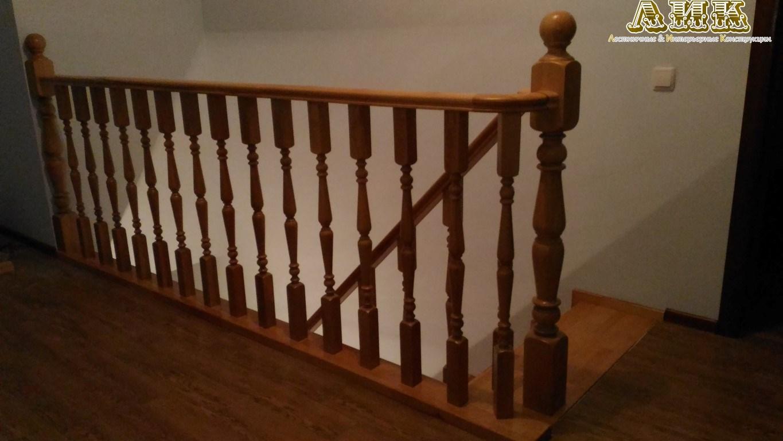 Как установить балясины - Строим лестницу в частном доме